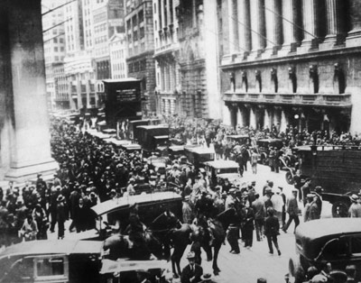 the market condition just before the onset of the american great depression in the 1920s And during the 1920s playing the stock market became  signaled the onset of the great depression  the grapes of wrath & the great depression related.